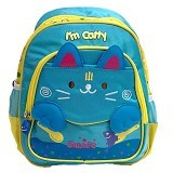 DEERDE Ransel Play Group Cat - Blue - Tas Anak