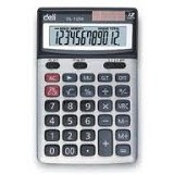 DELI Calculator Dekstop [E1239] - Kalkulator Office / Pocket