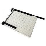 DELI Steel Paper Trimmer [8012] - Pemotong Kertas Manual