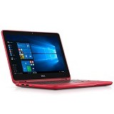 DELL Inspiron 11 3168 (Celeron N3060) - Tango Red - Notebook / Laptop Hybrid Intel Celeron
