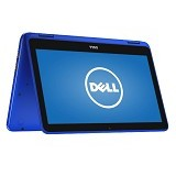 DELL Inspiron 11 3179 Non Windows [INS11.3179.BLU] - Blue - Notebook / Laptop Hybrid Intel Core M