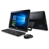 DELL Inspiron 3263 (Core i5-6200U) - Black - Desktop All in One Intel Core I5