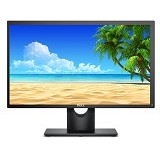 DELL LED Monitor 19.5 Inch [E2016HV] - Monitor Led 15 Inch - 19 Inch