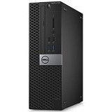 DELL Business Desktop OptiPlex 3040 Non Windows (Core i3-6100) SFF - Desktop Tower / MT / SFF Intel Core i3