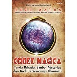 DESAINBUKU Codex Magica Tanda Rahasia, Simbol Misterius, dan Illuminati (Merchant) - Craft and Hobby Book