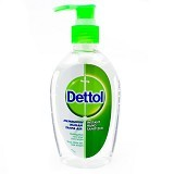DETTOL Hand Sanitizer Pump 200ml