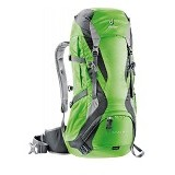 DEUTER Tas Carrier [FUTURA PRO 32] - Spring Anthracite - Tas Carrier / Rucksack
