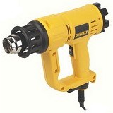 DEWALT Standard Heat Gun with 240V Dual Air Flow [D26411] (Garansi Merchant) - Heat Gun