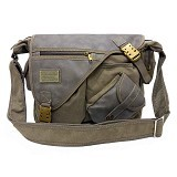 DIESEL Tas Selempang [4390] - Brown - Notebook Shoulder / Sling Bag