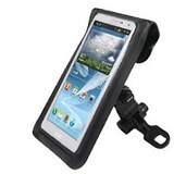 DIGIDOCK Waterproof Motorcycle Mirror Cradle [CR-1101BG-E] - Gadget Mounting / Bracket