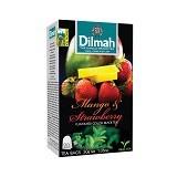 DILMAH Teh Celup Rasa Mango Strawberry - Teh Instan & Celup
