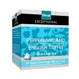 DILMAH Teh Celup Rasa Peppermint & English Toffe - Teh Instan & Celup