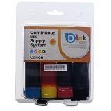 DINK Ciss Infus 80ml - Tinta Printer Canon