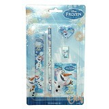 DISNEY Frozen-Olaf Stationery set [FZ06025ST-Olaf] - Paket Alat Tulis