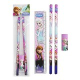 DISNEY Frozen Pencil Set [FZ06018ST] - Paket Alat Tulis