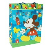 DISNEY Mickey Mouse Medium Paper Bag [MC30238 A] - Gift Bag
