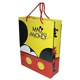 DISNEY Mickey Mouse Medium Paper Bag [MC30238 B] - Gift Bag