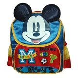DISNEY Mickey Mouse Toddler Bag [MC915080] - Tas Anak