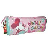 DISNEY Minnie Mouse Pensil Case [MN60060-G] - Tempat Pensil