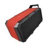 DIVOOM Bluetune Ongo [90100058003] - Black Red - Speaker Bluetooth & Wireless