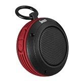 DIVOOM Bluetune Travel [90100057004] - Black Red - Speaker Bluetooth & Wireless