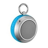 DIVOOM Bluetune Travel [90100057007] - Silver Blue - Speaker Bluetooth & Wireless