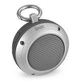 DIVOOM Bluetune Travel [90100057014] - Black Silver - Speaker Bluetooth & Wireless