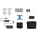 DJI Spark Fly More Combo - Sky Blue (Merchant) - Drone