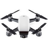 DJI Spark Quadcopter - Alpine White (Merchant) - Drone