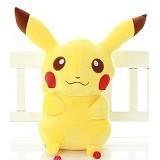 DKB SHOP Boneka Pikachu 35cm Impor Boneka Pokemon Pokeball Pikachu Figure (Merchant) - Boneka Karakter / Fashion