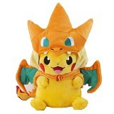 DKB SHOP Boneka Pikachu Charizard Smile Merchant) - Boneka Karakter / Fashion