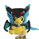 DKB SHOP Boneka Pikachu Mega Charizard Angry (Merchant) - Boneka Karakter / Fashion