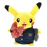 DKB SHOP Boneka Pikachu Pokemon (Merchant) - Boneka Karakter / Fashion