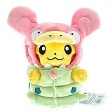 DKB SHOP Boneka Pikachu Slowpoke (Merchant) - Boneka Karakter / Fashion