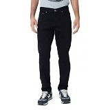 DOCDENIM Doomsday Slim Comfort Fit Size 32 - Black (Merchant) - Celana Jeans Pria