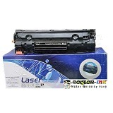 DOCTORINK Cartridge Laserjet Compatible HP P1102/P1102W (85A) (Merchant) - Toner Printer Refill