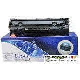DOCTORINK Cartridge Laserjet Compatible HP P1505/P1505N (36A) (Merchant) - Toner Printer Refill