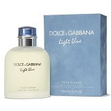 DOLCE GABBANA Light Blue For Men (Merchant) - Eau De Toilette untuk Pria