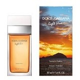 DOLCE GABBANA Sunset In Salina for Women [D&G-PFW-1953-P] (Merchant) - Eau De Toilette untuk Wanita