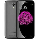 DOOGE Valencia Y100 Plus 2/16 - Black (Merchant) - Smart Phone Android