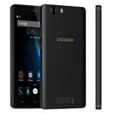DOOGE X5 1/8 - Black (Merchant) - Smart Phone Android
