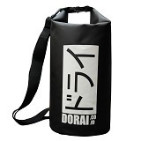 DORAI Cylinder Dry Bag - Black