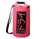 DORAI Cylinder Dry Bag - Pink - Waterproof Bag