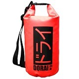 DORAI Cylinder Dry Bag - Red - Waterproof Bag
