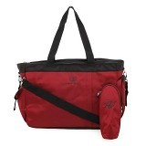 DREAM BABY Diaper Bag Sant Anna [MM011] - Red (Merchant) - Diapers Bag / Tas Popok