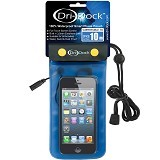 DRI-DOCK Waterproof Bag [WPG09] - Blue - Plastik Handphone / Waterproof