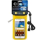 DRI-DOCK Waterproof Bag [WPG09] - Yellow - Plastik Handphone / Waterproof