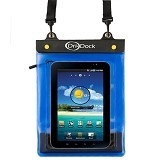 DRI-DOCK Waterproof Bag [WPG14] - Blue - Plastik Handphone / Waterproof