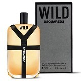 DSQUARED2 Wild For Men EDT 100 ml (Merchant) - Eau De Toilette untuk Pria