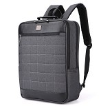 DTBG Backpack Laptop 15.6 Inch [D8174W] - Black (Merchant) - Notebook Backpack